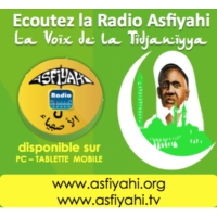 Logo of radio station Asfiyahi Radio (Tivaouane)