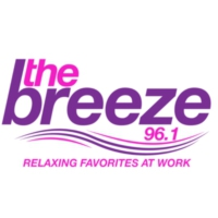 Logo de la radio WMSX 96.1 The Breeze