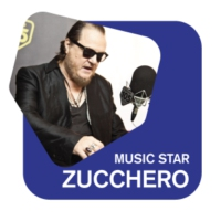 Logo of radio station Radio 105 Music Star Zucchero