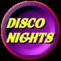 Logo de la radio DISCO NIGHTS