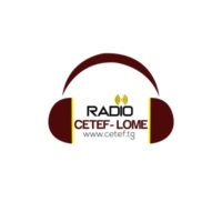 Logo of radio station RADIO CETEF