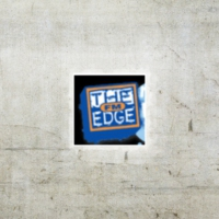 Logo of radio station The Edge nz