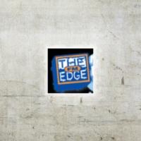 Logo de la radio The Edge nz