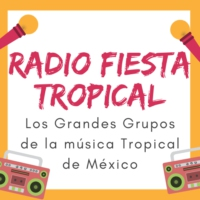 Logo of radio station Radio Fiesta Tropical