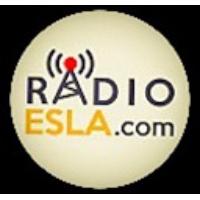 Logo of radio station RADIO ESLA