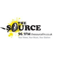 Logo of radio station Source FM