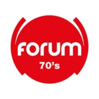 Logo de la radio FORUM 70's