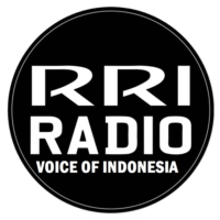 Logo of radio station RRI Radio