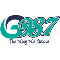 Logo of radio station CKFG G 98.7