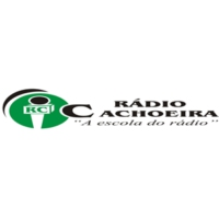 Logo of radio station Rádio Cachoeira