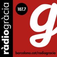 Logo de la radio Ràdio Gràcia