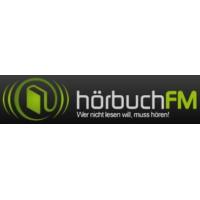 Logo of radio station Hörbuch fm