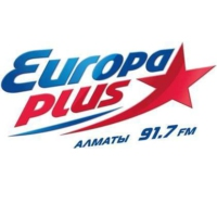 Logo of radio station Europa Plus New