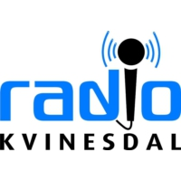 Logo of radio station Radio Kvinesdal