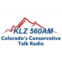 Logo of radio station KLZ 560 AM