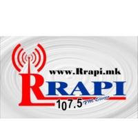 Logo of radio station Radio Rrapi 107.5 Fm