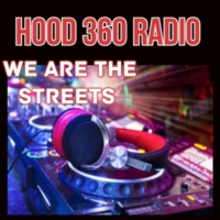 Logo of radio station Hood 360 Radio