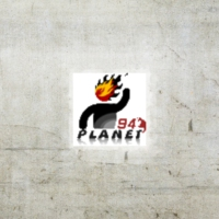 Logo of radio station PBC Planet 94