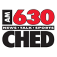 Logo of radio station CHED