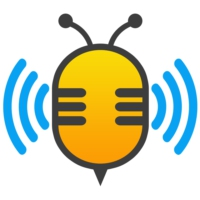Logo of radio station the buzzz