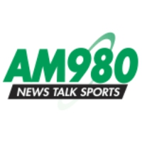 Logo of radio station CFPL AM980