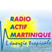 Logo of radio station Radio Actif Martinique