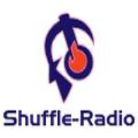 Logo de la radio Laut FM Shuffle Radio