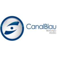 Logo of radio station Canal Blau 100.4 FM