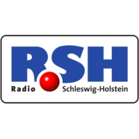 Logo of radio station RSH Radio Schleswig Holstein