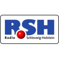 Logo of radio station RSH Radio Schleswig Holstein