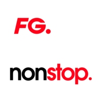 Logo of radio station FG NON STOP