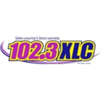 Logo of radio station WXLC 102.3