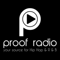Logo de la radio Proof Radio
