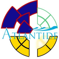 Logo of radio station Atlantide internet radio station