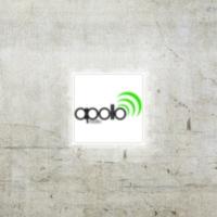 Logo of radio station Apollo Radio