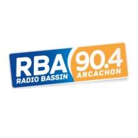 Logo of radio station RBA 90.4 FM