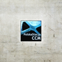 Logo of radio station PolskaStacja CCM - Contemporary Christian