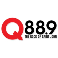Logo of radio station CHNI-FM Q88.9