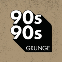 Logo of radio station 90s90s Grunge