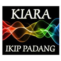 Logo of radio station Kiara FM IKIP Padang