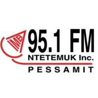 Logo of radio station CIMB 95.1 FM
