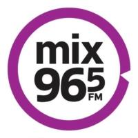 Logo de la radio Mix 96.5