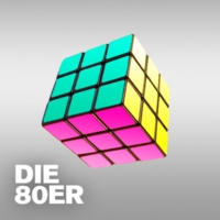 Logo of radio station FFH Die 80er