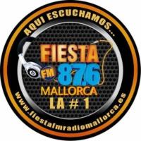 Logo of radio station Fiesta Fm 87.6