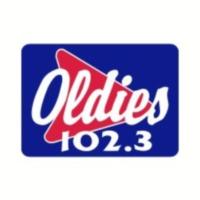 Logo of radio station KTRQ Oldies 102.3
