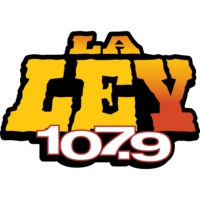Logo of radio station WLEY-FM La Ley 107.9