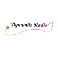Logo of radio station Dynamite Radio
