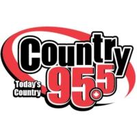 Logo of radio station CHLB-FM Todays Country 95-5