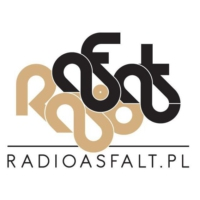 Logo of radio station Radio Asfalt