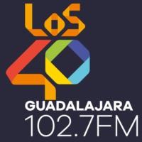 Logo de la radio LOS40 102.7 FM